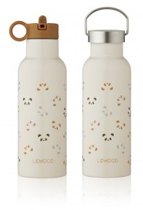 BIDON TERMICZNY 500 ML NEO PANDA SANDY MULTI MIX LIEWOOD